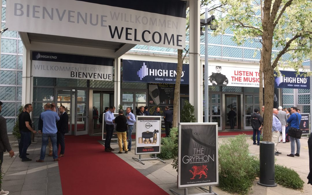 T&T sur le salon High End de Munich