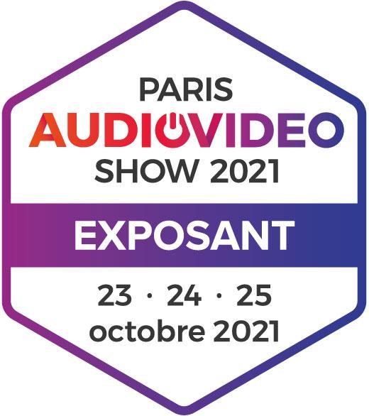 Salon Paris Audio Video Show 23 et 24 Octobre 2021
